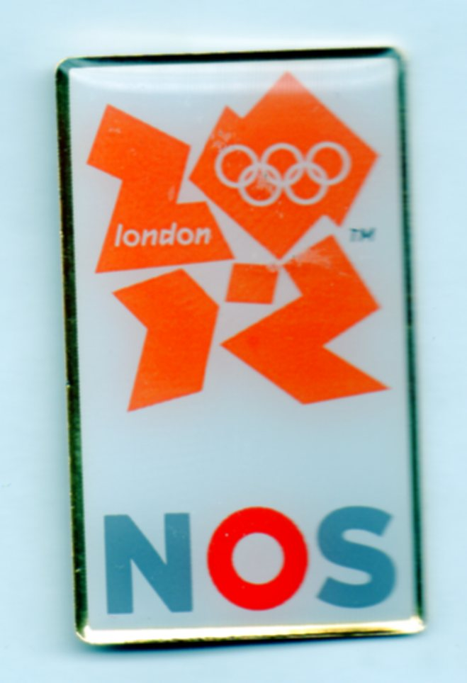 London 2014 Media NOS (Dutch TV)